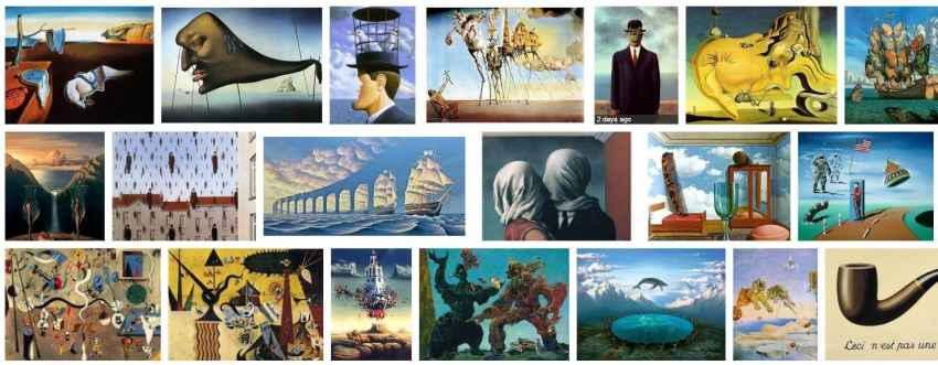 Surrealism - Paintings - 1920-1930