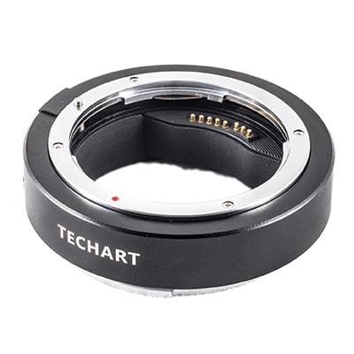 Techart Pro - Canon EF Lens to Fujifilm GFX Autofocus Adapter (EF-GFX)