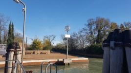 L'arrêt de l'île de Torcello