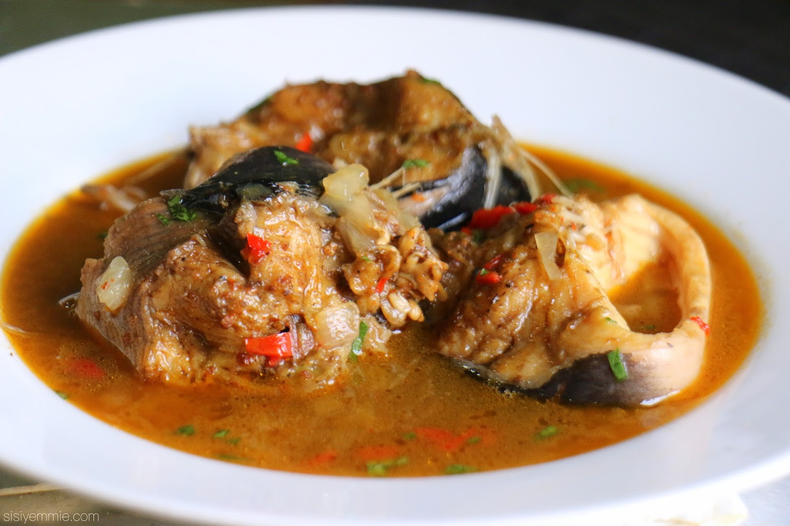 catfish-peppersoup