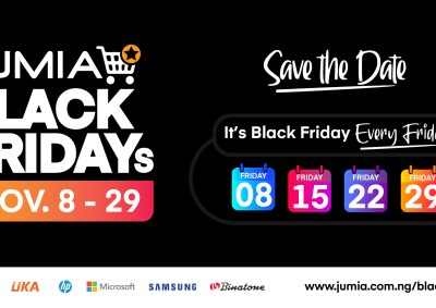 jumia black friday nigeria 2019