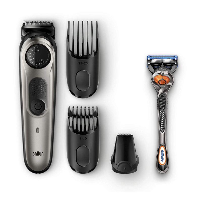 A Men's Grooming Kit