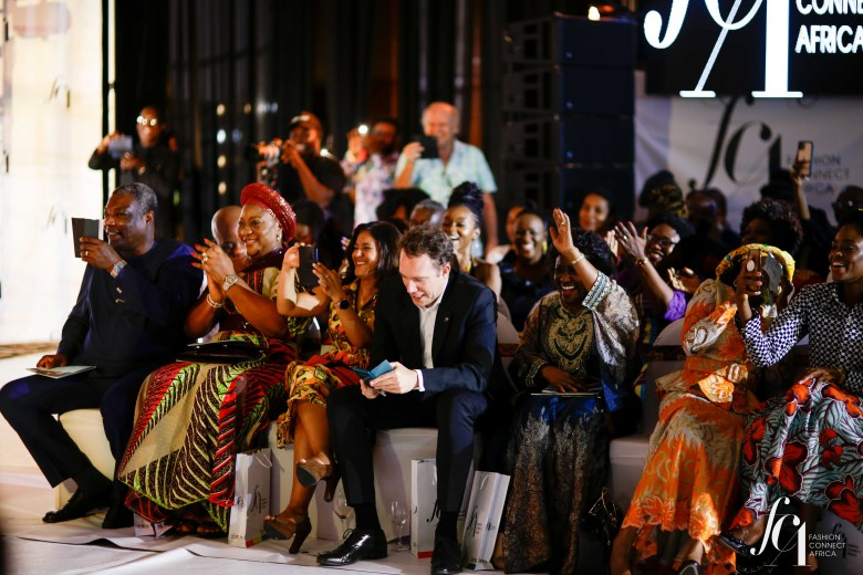 """The cheers and laughter during Irene logan and Wiyaala Performance of """"CONGA"""""""