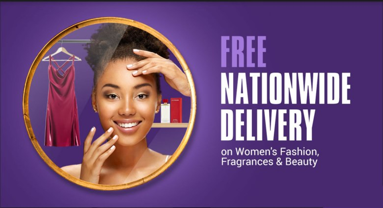 Free Nationwide Delivery on Women's Fashion, Fragrances & Beauty