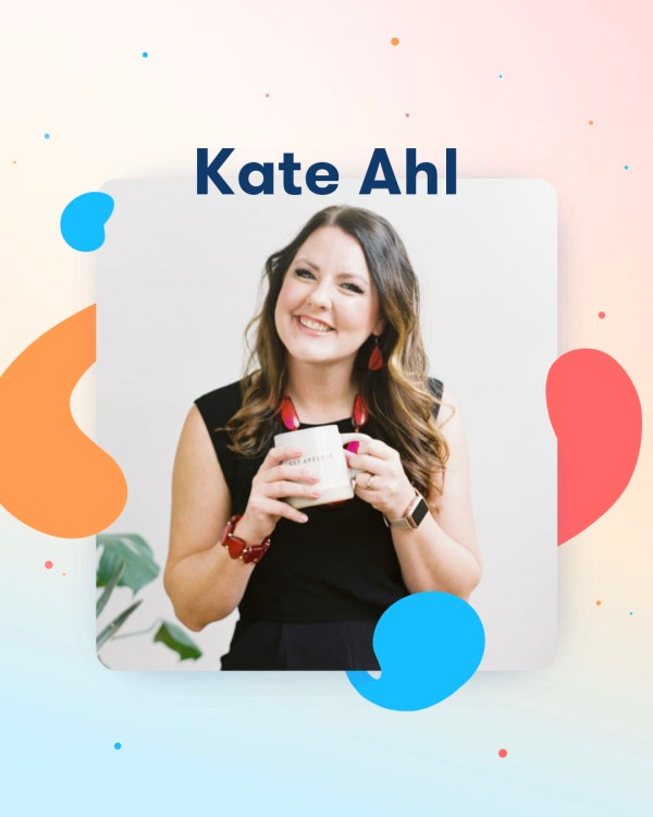 photo of Kate Ahl
