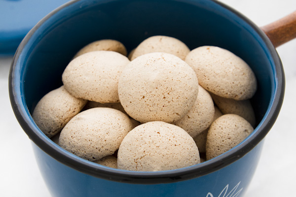 How to Make Paciencia Cookies Filipino Meringue Cookies