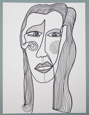 line single drawings faces therapeutic exercise lines basic jungalow