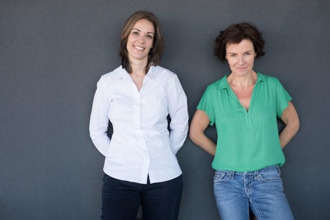 Claudia Lowry and Bridget Knight - Asentiv