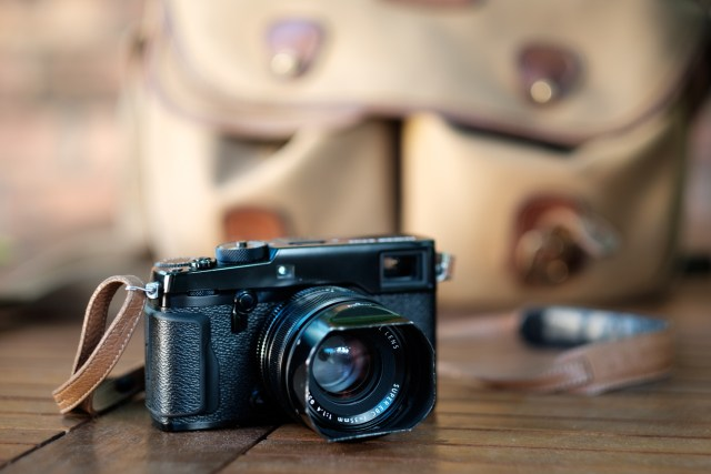 Fuji x-pro2 and 35mm 1.4