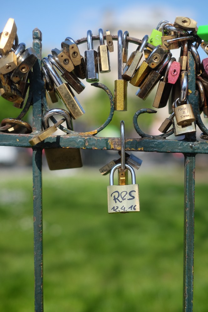 Locks in Paris