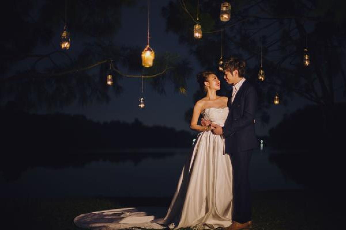 pre-wedding photoshoot theme ideas