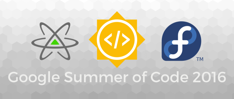 Google Summer of Code (GSoC) Class of 2016, GSoC 2016