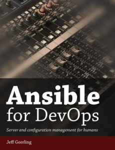 "GSoC 2016: ""Ansible For DevOps"" as a learning resource"