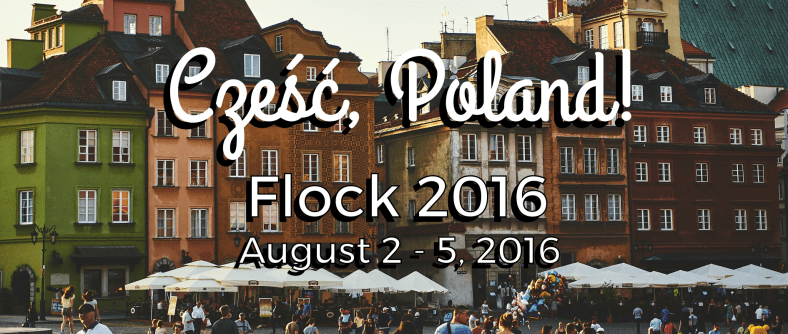 Hello Poland! Fedora Flock 2016