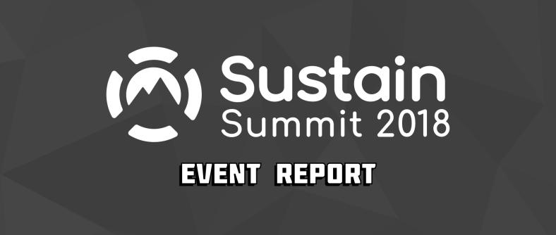 Sustain OSS 2018: quick rewind