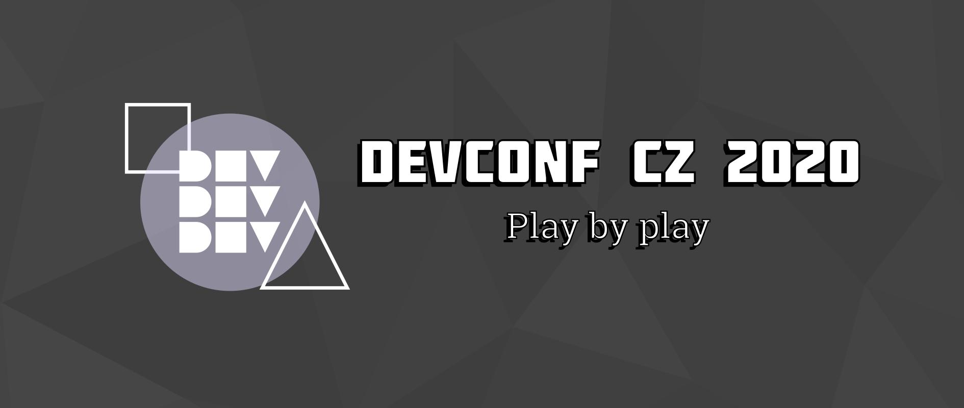 DevConf CZ 2020: play by play - RapidAPI