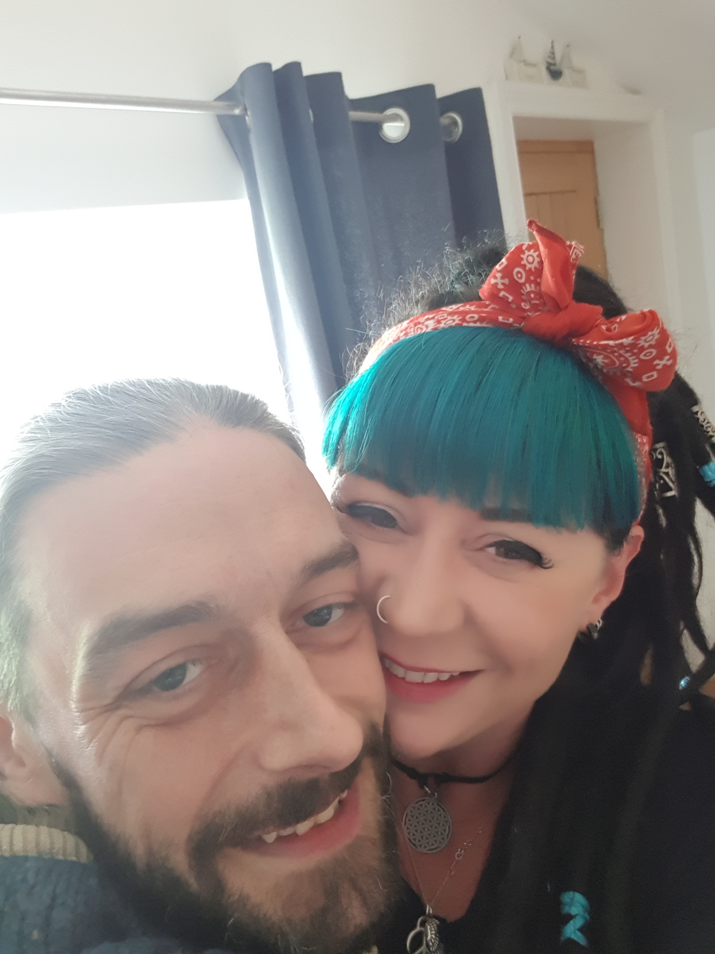 Sonia and Luke met on JustSingles