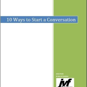 Conversation Starters eBook