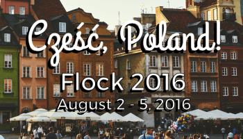 Hello Poland! Fedora Flock 2016