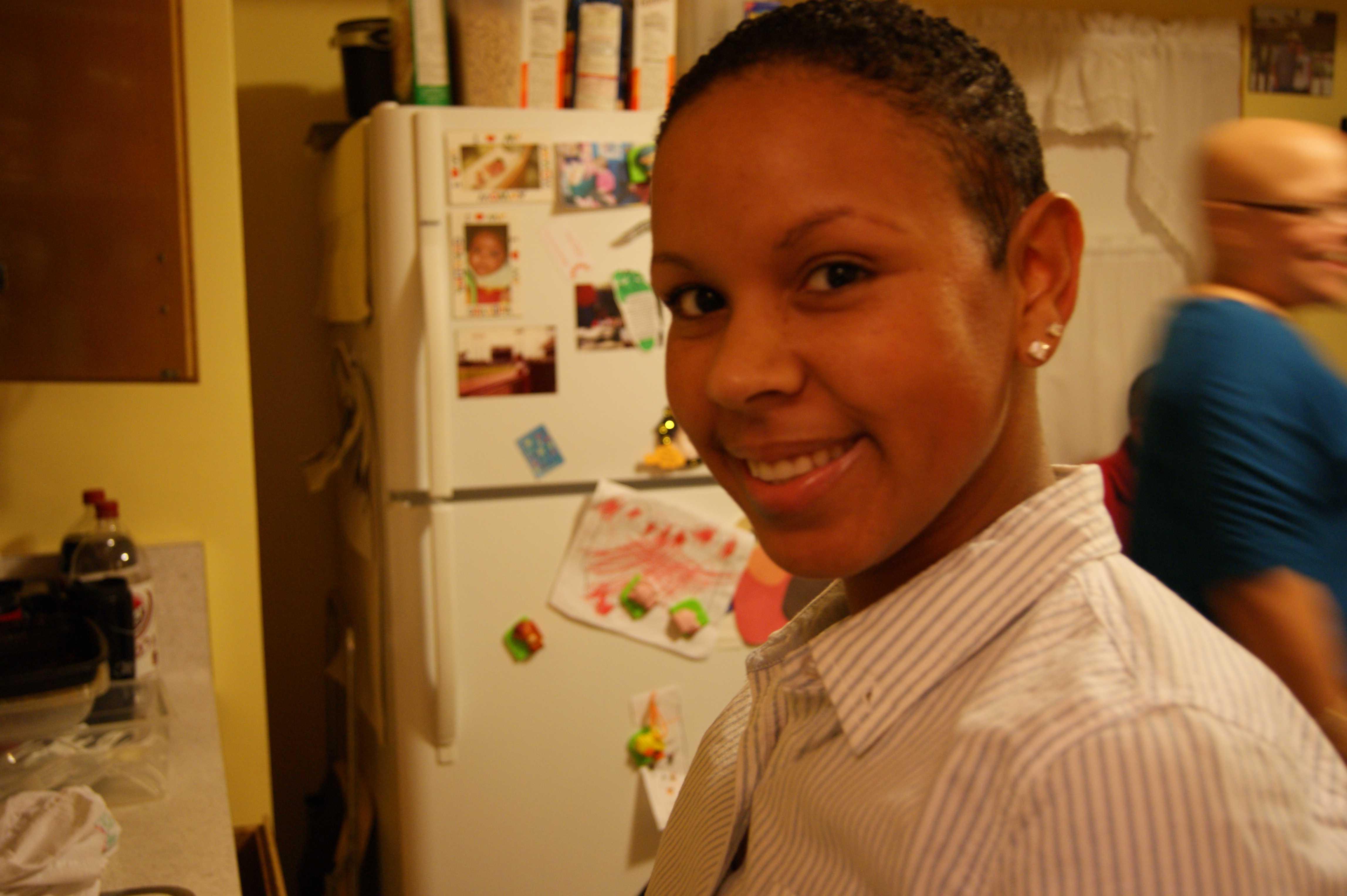 My sister Jessica