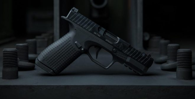 Arsenal Firearms Archon Type B pistol