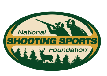 National Shooting Sports Foundation logo speaking on Democrats