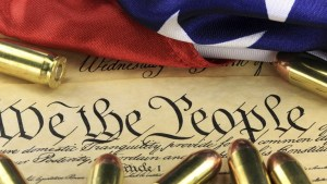 We the People covered by several bullets