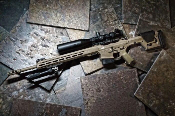 New rifles for 2018 Winchester 1121 XR rifle