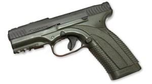Caracal F 9mm pistol