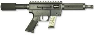 Just Right Carbines JRC 9 mm Pistol