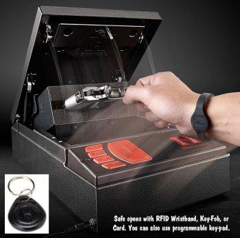 Responsible Gun Storage with Hornady Rapid Safe