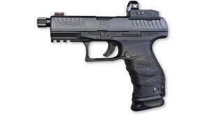 Walther PPQ M2 Q4 TAC Pistol