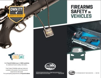 NSSF theft prevention brochure cover