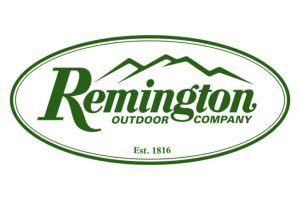 Remington Outdoor Company logo green and white