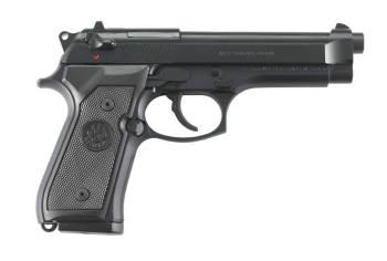Beretta M9 pistol, right profile