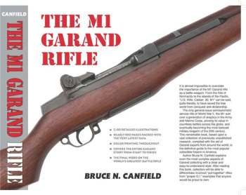 M1 Garand rifle by Bruce Canfield cover
