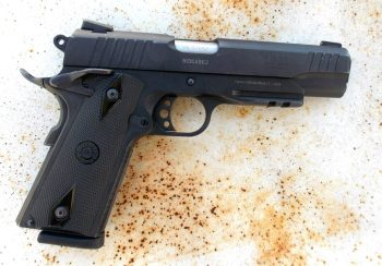 Taurus PT1911 profile right
