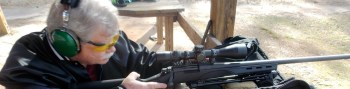 Remington rifle and March rifle scope proved