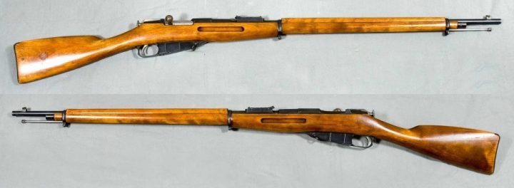 Mosin Nagant M1891 rifle