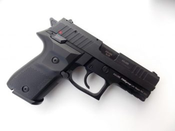 AREX Rex Zero 9mm compact pistol right profile