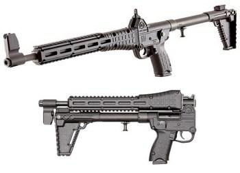Kel-Tec Sub-2000 rifle