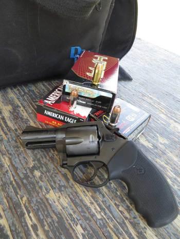 Charter Arms Pitbull .45 ACP
