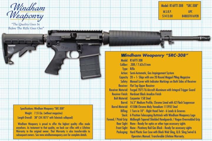 Windham Weaponry SRC .308