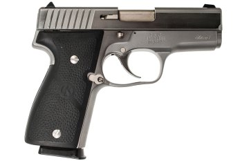 Kahr K9 Elite pistol 9mm right profile