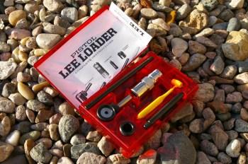 Lee Loader with open case