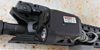 Crimson Trace LiNQ laser light unit