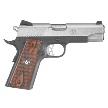 Ruger SR1911 Lightweight 1911 pistol right profile