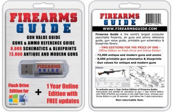 Firearms Guide flash drive