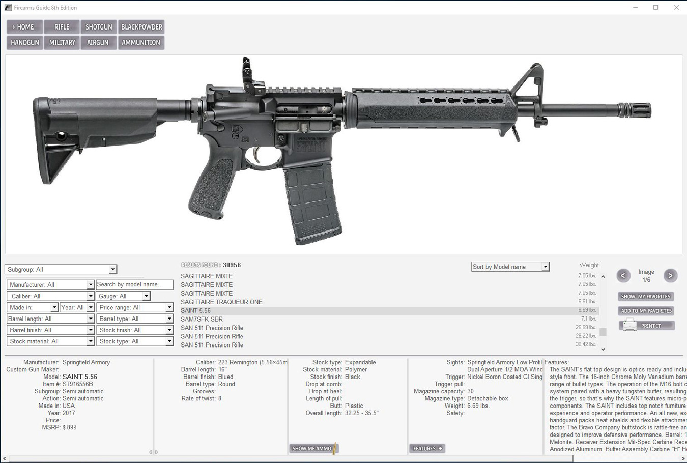 ... m16 parts diagram, ar The Firearms Guide — The Smart Source - The K-Var  Armory on ar lower ...