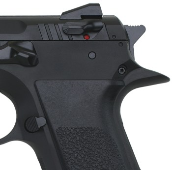 manual safety and decocker on the Baby Desert Eagle pistol